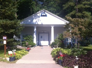 lily dale healing temple